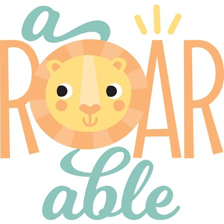 A Roar Able SVG