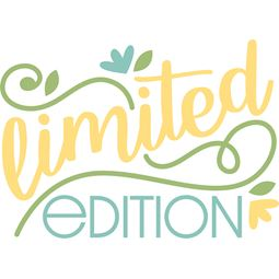 Limited Edition SVG