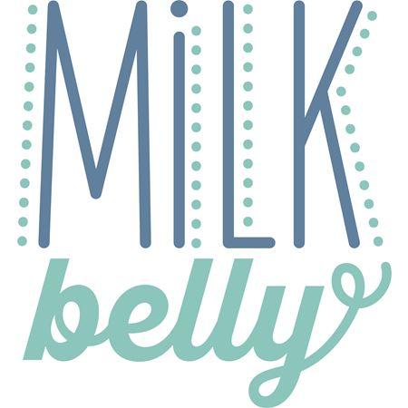 Milk Belly SVG