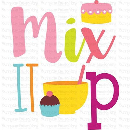 Mix It Up SVG