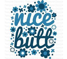 Nice Butt SVG