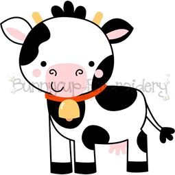 Cow SVG