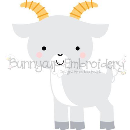 Goat SVG