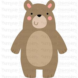Boxy Bear SVG
