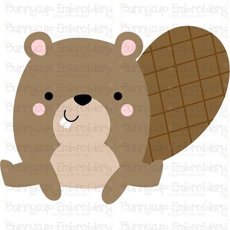 Boxy Beaver SVG
