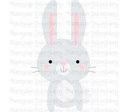 Boxy Bunny SVG