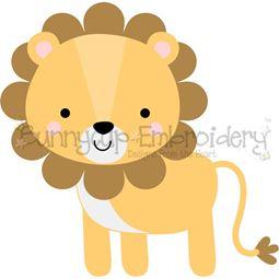 Boxy Lion SVG