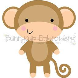 Boxy Monkey SVG
