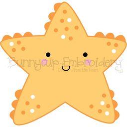 Boxy Starfish SVG