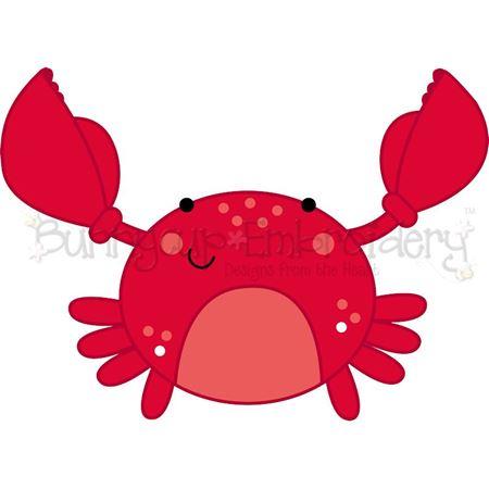 Boxy Crab SVG