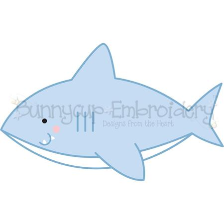 Boxy Shark SVG