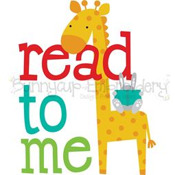 Read To Me SVG