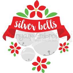 Silver Bells SVG