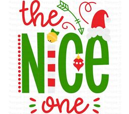 The Nice One SVG