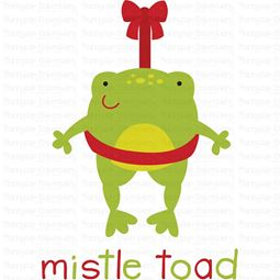 Mistle Toad SVG