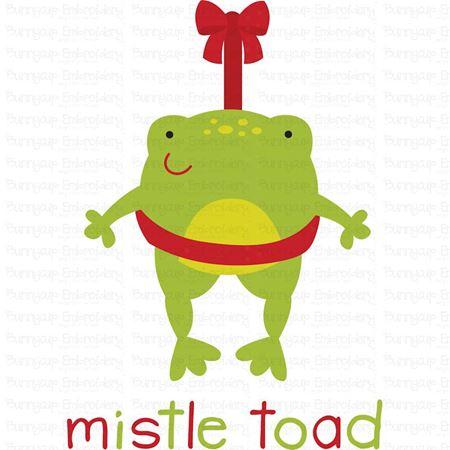 Mistle Toad SVG