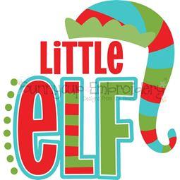 Little Elf SVG