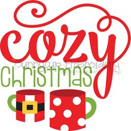 Cozy Christmas SVG
