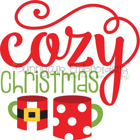 Cozy Christmas SVG