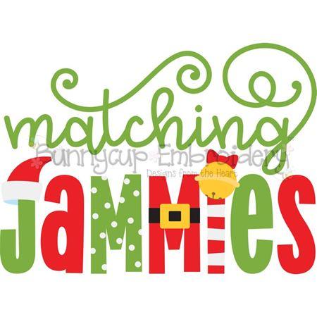 Matching Jammies SVG