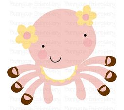 Cute Spider SVG