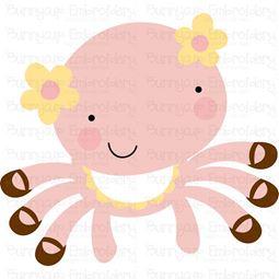 Cute Spider SVG