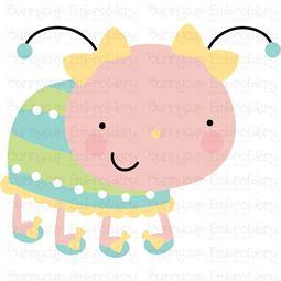 Cute Beetle SVG