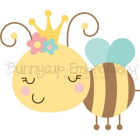 Queen Bee SVG