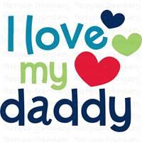 Dear Daddy SVG