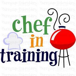 Chef In Training SVG