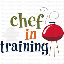 Chef In Training SVG