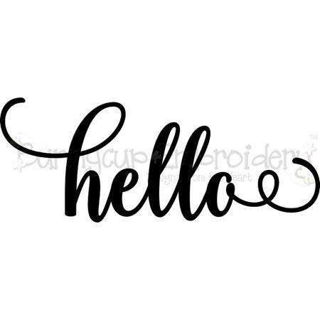 Hello SVG