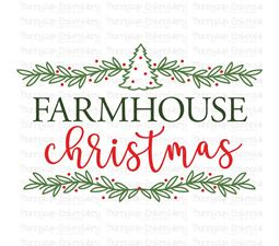 Farmhouse Christmas SVG