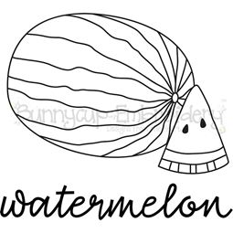 Farmhouse Watermelon SVG