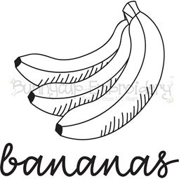 Farmhouse Bananas SVG