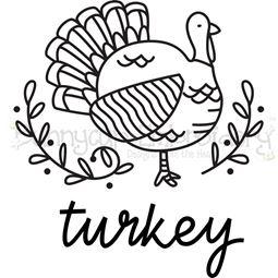 Turkey SVG