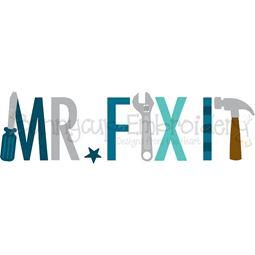 Mr Fix It SVG