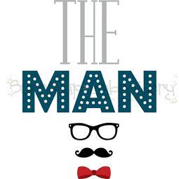 The Man SVG
