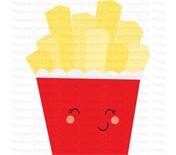 Fries SVG