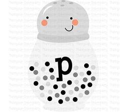 Pepper Shaker SVG