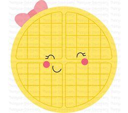 Waffle SVG