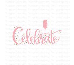 Celebrate SVG
