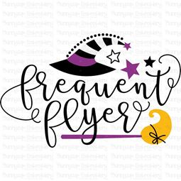 Frequent Flyer SVG