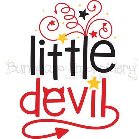 Little Devil SVG