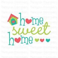 Home Sentiments SVG