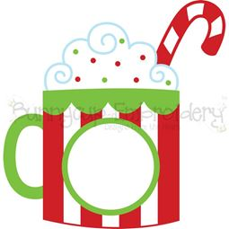Christmas Hot Cocoa SVG