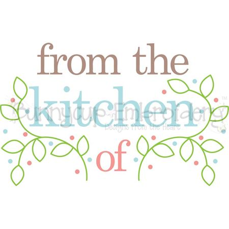 From The Kitchen Of SVG