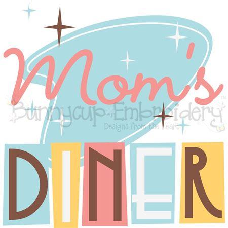 Mom's Diner SVG