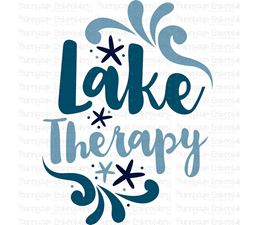 Lake Therapy SVG