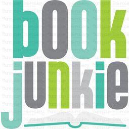 Book Junkie SVG
